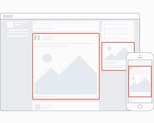 Agence Facebook publicité - Annonces sur desktop et mobile